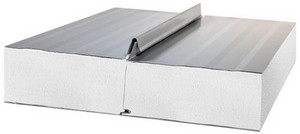 dachowe płyty warstwowe mały trapez