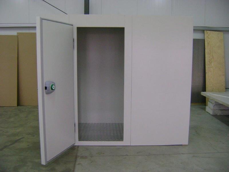 chłodnicze drzwi