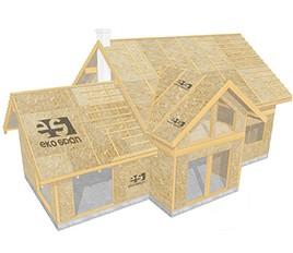modułowe domy