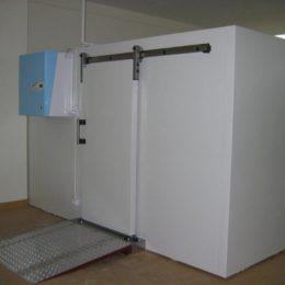 chłodnicza komora