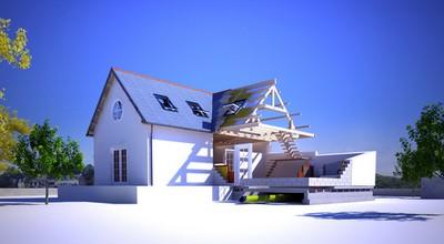 materiały dom modułowy
